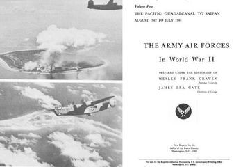 The Army Air Forces in World War II Volume Four
