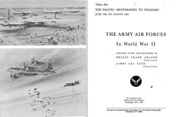 The Army Air Forces in World War II Volume Five