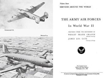 The Army Air Forces in World War II Volume Seven