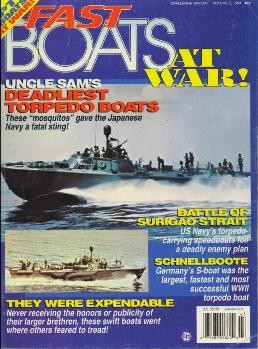 Fast Boats At War (Challenge Special 1994-03)