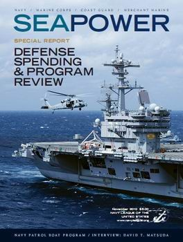 Seapower November (Vol.53 Num.11) 2010
