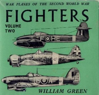 War Planes of the Second World War - Fighters Vol.2