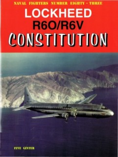 Lockheed R6V Constitution (Naval Fighters 83)