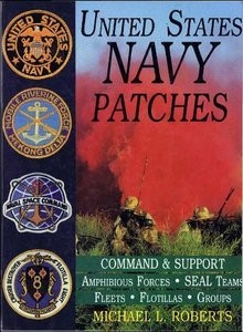 United States Navy Patches - Command & Support