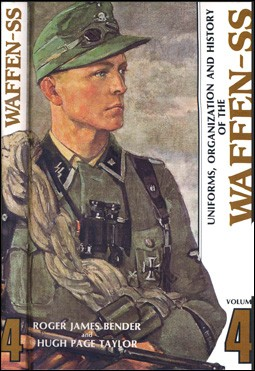 Uniforms,Organization and History of the Waffen-SS (4)