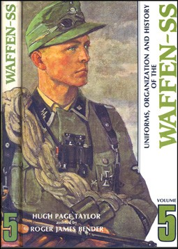 Uniforms,Organization and History of the Waffen-SS (5)