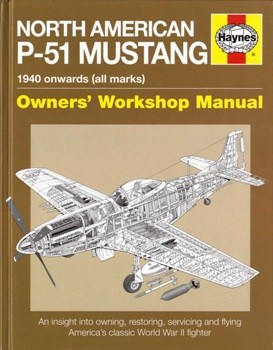North American P-51 Mustang - 1940 onwards (all marks)