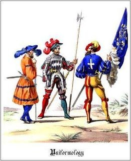 Marbot's French Army of the 16th, 17th and 18th Centuries (Uniformology CD-2004-15)