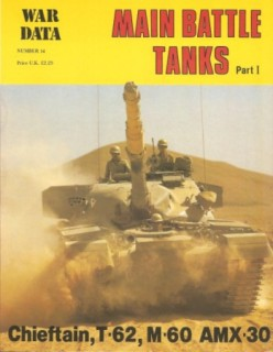 Main Battle Tanks part 1 (War Data Number 14)