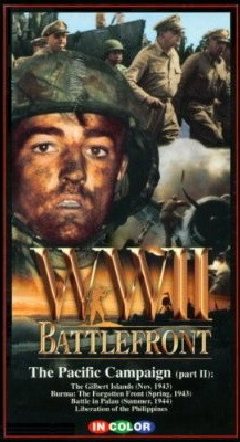 World War II (WWII) Battlefront: The Pacific Campaign Part II - Battle Of Palau