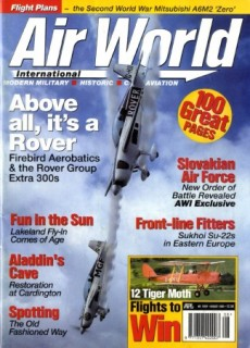 Air World International 1995-08