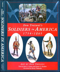 Soldiers in America 1754-1865