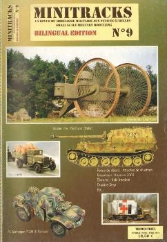 Minitracks No.9 - Small Scale Military Modeling