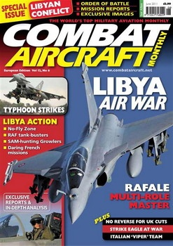 Combat Aircraft Monthly № 6 - 2011