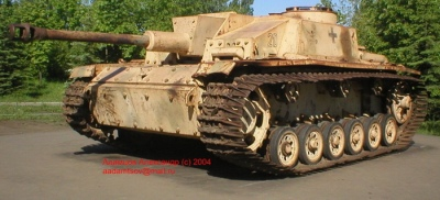 StuG III Ausf G Walk Around