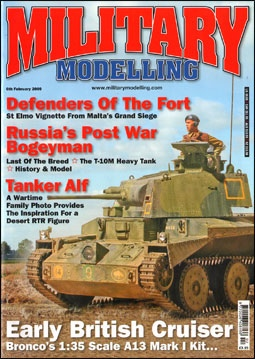 Military Modelling Vol.39 No.2 (2009)