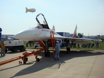 MiG-29 OVT Walk Around