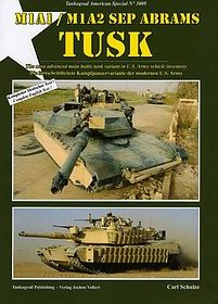 M1A1/M1A2 SEP Abrams Tusk (Tankograd American Special 3009)