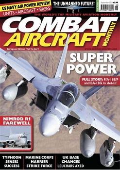 Combat Aircraft Monthly № 9 - 2011