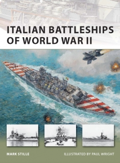 Osprey New Vanguard 182 - Italian Battleships of World War II