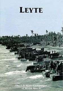 Leyte 17 October 1944 - 1 July 1945