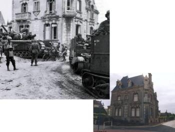 Normandy - Than & Now