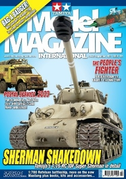 Tamiya Model Magazine International Issue 191 (2011-09)