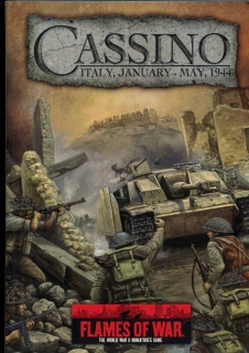 Cassino, Italy: January - May 1944 (Flames of War)