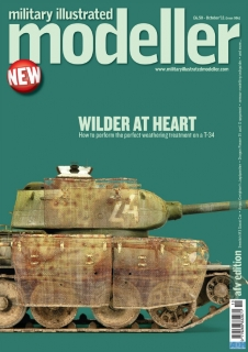 Military Illustrated Modeller Issue No.006 - October 2011