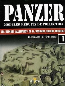 Panzerjager Tiger (P) Elefant (Sd.Kfz.184), Anzio ( Italy)