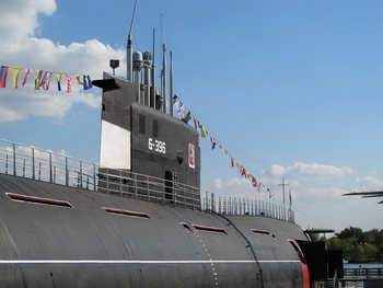 B-396, Project 641B Diesel-Electric Submarine (NATO - Tango Class) Walk Around