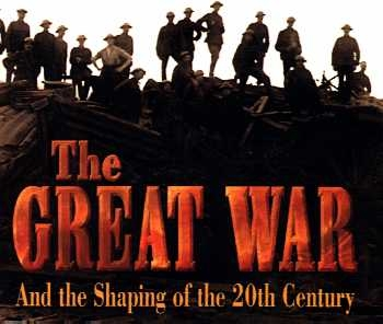 THE GREAT WAR and the Shaping of the 20th Century Episode 6: Collapse