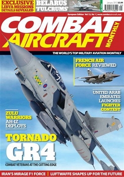 Combat Aircraft Monthly №1 2012