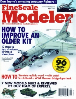 FineScale Modeler - April 2011 Vol.29 No.4