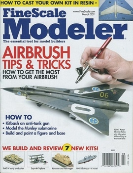 FineScale Modeler March 2011 vol.29 No.3
