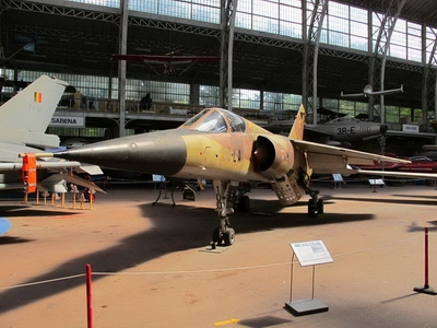 Dassault Mirage F1c Walk Around