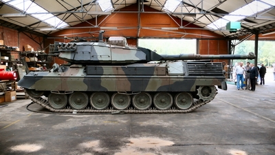 Leopard 1A5 ABL Walk Around
