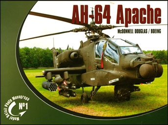 AH-64 Apache (Model Detail Photo Monograph № 1)