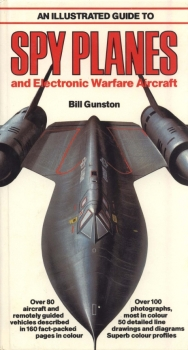 An Illustrated Guide to Spy Planes and Electronic Warfare Aircraft