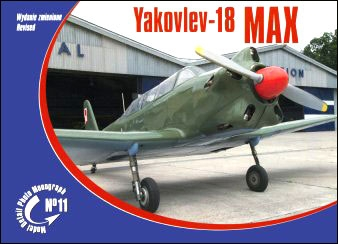 Yakovlev-18 Max (Model Detail Photo Monograph 11)
