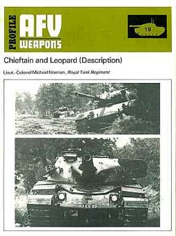 Profile - AFV-Weapons Profiles. № 19. Chieftain and Leopard (Description)