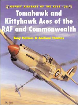 Osprey - Aircraft of the Aces 038. Tomahawk and Kittyhawk Aces of the RAF and Commonwealth