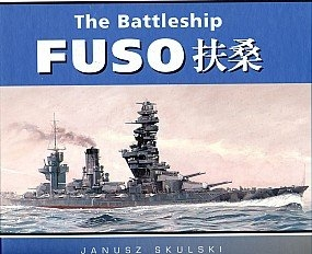 Conway - Anatomy of the Ship - The Battleship Fuso