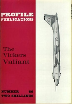 Profile Publications 66 - Vickers Valiant