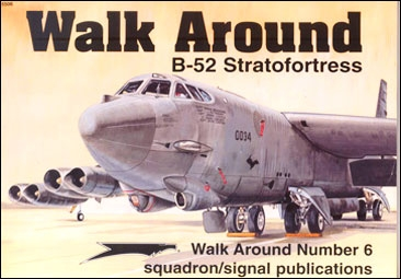 Squadron/Signal Walk Around 06 - B-52 Stratofortress