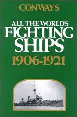 All The World's Fighting ships (Conways)