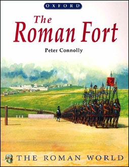 The Roman Fort  (Peter Connolly)