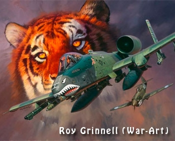 Roy Grinnell (War-Art) подбока картин