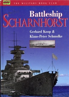 Battleship  Scharnhorst (Conway Martime Press )