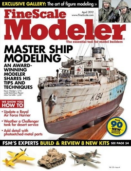 FineScale Modeler - April 2012
